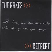 Click here for more info about 'The Rakes (Indie) - Retreat'