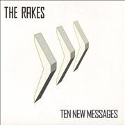 Click here for more info about 'The Rakes (Indie) - Ten New Messages'