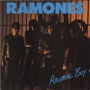 Click here for more info about 'The Ramones - Animal Boy - EX'