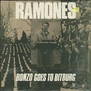 Click here for more info about 'The Ramones - Bonzo Goes To Bitburg'