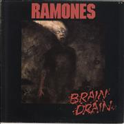 Click here for more info about 'The Ramones - Brain Drain'