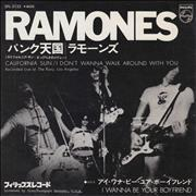 Click here for more info about 'The Ramones - California Sun'