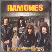 Click here for more info about 'The Ramones - Classic Airwaves'