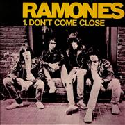 Click here for more info about 'The Ramones - Don't Come Close - Yellow Vinyl'