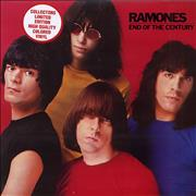 Click here for more info about 'The Ramones - End Of The Century - RED vinyl'