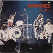 Click here for more info about 'The Ramones - It's Alive - EX'