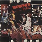 Click here for more info about 'The Ramones - It's Alive'