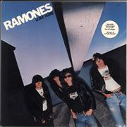 Click here for more info about 'The Ramones - Leave Home - Winchester pressing'