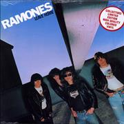 Click here for more info about 'The Ramones - Leave Home - RED vinyl'