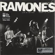 Click here for more info about 'The Ramones - Live At The Roxy August 12, 1976 - RSD 180gm - Sealed'