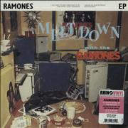 Click here for more info about 'The Ramones - Meltdown With The Ramones - Pink - RSD - Sealed'