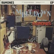 Click here for more info about 'Meltdown With The Ramones - Pink Vinyl - RSD'
