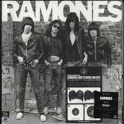 Click here for more info about 'The Ramones - Ramones - 40th Anniversary Deluxe Edition'
