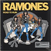 Click here for more info about 'The Ramones - Road To Ruin - 140gm Blue Vinyl - Sealed'