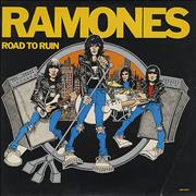 Click here for more info about 'The Ramones - Road To Ruin - Black vinyl'