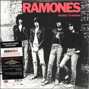 Click here for more info about 'The Ramones - Rocket To Russia - 180gm - Sealed'