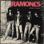 Click here for more info about 'The Ramones - Rocket To Russia - EX'