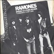 Click here for more info about 'The Ramones - Sheena Is A Punk Rocker - EX'