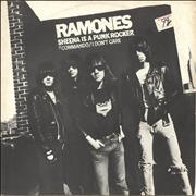 Click here for more info about 'The Ramones - Sheena Is A Punk Rocker - Fair'