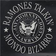 Click here for more info about 'The Ramones - Talkin' Mondo Bizarro'
