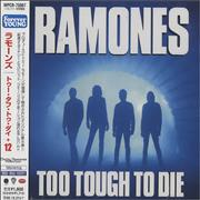 Click here for more info about 'The Ramones - Too Tough To Die'