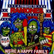Click here for more info about 'The Ramones - We're A Happy Family - A Tribute To The Ramones'