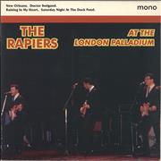 Click here for more info about 'The Rapiers - At The London Palladium 7