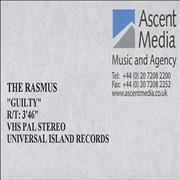Click here for more info about 'The Rasmus - Guilty'