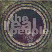 Click here for more info about 'The Real People - Open Up Your Mind - Green Sleeve'