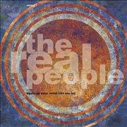 Click here for more info about 'The Real People - Open Your Mind'