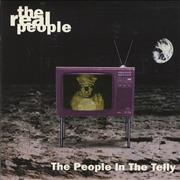 Click here for more info about 'The Real People - The People In The Telly'