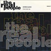 Click here for more info about 'The Real People - Window Pane E.P.'