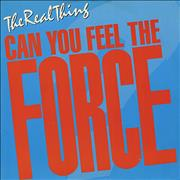 Click here for more info about 'The Real Thing - Can You Feel The Force'