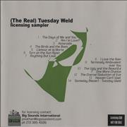 Click here for more info about 'The Real Tuesday Weld - Licensing Sampler'
