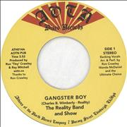 Click here for more info about 'The Reality Band And Show - Gangster Boy'