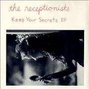 Click here for more info about 'The Receptionists - Keep Your Secrets EP'