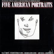 Click here for more info about 'The Red Crayola - Five American Portraits'