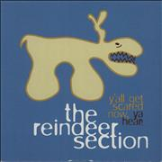Click here for more info about 'The Reindeer Section - Y'All Get Scared Now, Ya Hear!'
