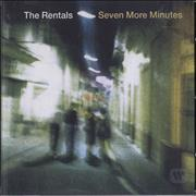 Click here for more info about 'The Rentals - Seven More Minutes'