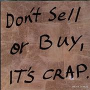 Click here for more info about 'The Replacements - Don't Sell Or Buy, It's Crap'
