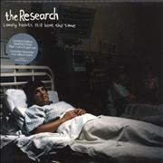 Click here for more info about 'The Research - Lonely Hearts Still Beat The Same - 1/2'