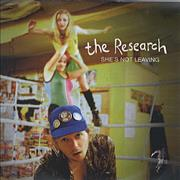 Click here for more info about 'The Research - She's Not Leaving'