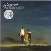 Click here for more info about 'The Research - The Hard Times - Both 7
