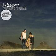 Click here for more info about 'The Research - The Hard Times'