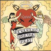 Click here for more info about 'The Reverend Horton Heat - Revival'