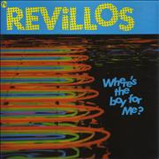 Click here for more info about 'The Revillos - Where's The Boy For Me?'