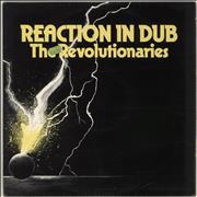 Click here for more info about 'The Revolutionaries - Reaction In Dub'