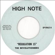 Click here for more info about 'The Revolutionaries - Regulation 15 - Wide'