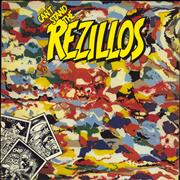 The Rezillos Can't Stand The Rezillos - Complete UK vinyl LP