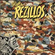 Click here for more info about 'The Rezillos - Can't Stand The Rezillos - Complete - EX'
